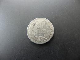 Hungary 20 Filler 1894 - Ungarn