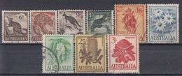 AUSTRALIA 294-302,used - Usati