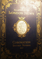 Coronation Record Number - The Illustrated London News - 1937 - George VI And Elisabeth - Koningshuis Adel Kroning - Storia
