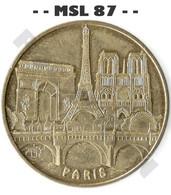 - - 75 - Paris - Les 3 Monuments Et Le Pont-Neuf - MDP - ACHAT IMMEDIAT - - - 2009