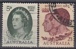 AUSTRALIA 323-324,used - Usati