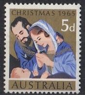 AUSTRALIA 357,unused,Christmas 1965 - Nuovi