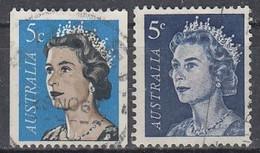 AUSTRALIA 390-391,used - Usati