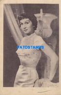 172116 ARTIST MALVINA PASTORINO ARGENTINA ACTRESS CINEMA MOVIE RADIO TV THEATER PHOTO NO POSTAL POSTCARD - Attori