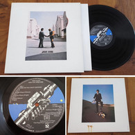 """RARE French LP 33t RPM (12"""") PINK FLOYD (sans/without Plastic Wrap And Postcard,1975) - Rock"""