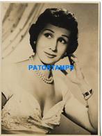 172120 ARTIST MALVINA PASTORINO ARGENTINA ACTRESS CINEMA MOVIE RADIO TV THEATER PHOTO NO POSTAL POSTCARD - Attori