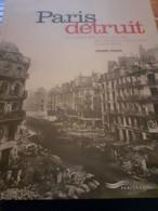 Paris Détruit PIERRE PINON Parigramme 2011 - Parigi