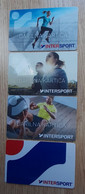 INTERSPORT 4x Gift Card Slovenia - Gift Cards