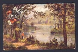 OILETTE RAPHEL TUCK - BONNIE SCOTLAND IVERNESS  #7934 - Tuck, Raphael