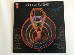 DANCE FOREVER - Compilation (Camillo, The Shadows, The Beach Boys...) LP - 1974 - FRENCH Press - Disco, Pop