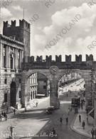 CARTOLINA  VERONA,VENETO,PORTONI DELLA BRA,BELLA ITALIA,STORIA,MEMORIA,CULTURA,RELIGIONE,IMPERO,VIAGGIATA 1962 - Verona