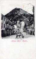 CHIUSA PESIO-CUNEO-Vg Il 1902-ORIGINALE Al 100%-2 Scann- - Cuneo