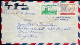 Panama - 1960 - Lettre - Par Avion - Envoyé En Argentina - Panama
