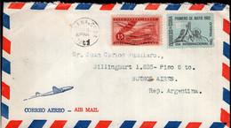 Cuba  - 1962 - Lettre - Par Avion - Envoyé En Argentina - Covers & Documents