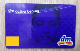 DM Drogerie Markt  Gift Member  Card Slovenia - Gift Cards