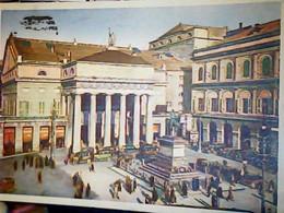 GENOVA TEATRO CARLO FELICE VB19465 RSI FASCETTO 30 Ct CENSURA    IG10593 - Genova