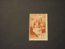 FRANCIA - 1947 ABBAZIA - NUOVO(++). - Unused Stamps