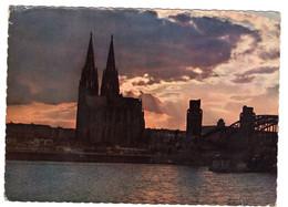 Köln - Dom (viaggiata Per La Francia, 1963) - Koeln