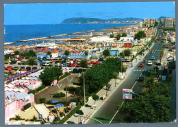 °°° Cartolina - Misano Adriatico Brasile Viaggiata (l) °°° - Rimini