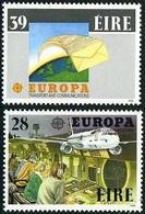 Irlande Ireland Eire 1988 Europa Airbus A-320 (YT 653, Mi 650, St Gibbons 694, Scott 717) - Aerei
