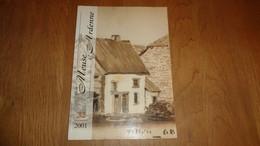 DE LA MEUSE A L' ARDENNE  N° 32 Régionalisme Haut Bois Dinant Guerre 14 18 Herdier Beauraing Tellin Téléphérique Namur - Belgio