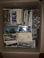 Lot De 28 Kg De Cartes Postales , Toutes époques, Tous Pays. (CPM, CPSM, Peu De CPA) - 500 CP Min.
