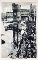 SAVONA-Fiera Di S.Lucia-ORIGINALE D'Epoca Al100%-2 Scann-Cart.Saettone Andrea-Piccolissima Piega Angolo In Alto A Sinist - Savona