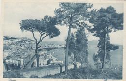 A576) NAPOLI -  Panorama - Straße Von Anhöhe Gesehn - ALT - Napoli