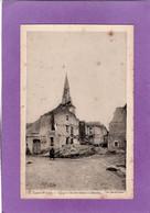 54 Mont-sur-Meurthe Guerre 1914 15 Village Et Clocher De  Mont-sur-Meurthe - Sonstige Gemeinden