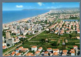 °°° Cartolina - Marebello Rivazzurra Panorama Dall'aereo Viaggiata (l) °°° - Rimini