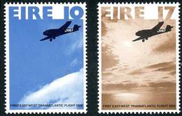 Irlande Ireland Eire 1978 Crossing Atlantic JunkersW-38 Bremen Fitzmaurice (YT 376, Mi 374, St Gibbons 419) - Aerei