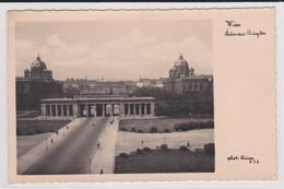 Wien, Ausseres Burgtor. Photo-AK - Altri