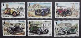 Jersey   Alte   Automobile  1989     ** - Automobili