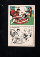 """Carte à Colorier - """"Le Joyeux Pique-nique"""" - Publicité NESTLE Fromage Petit Gruyère - Autres"""