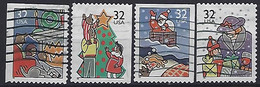 USA  1996  Christmas  (o) Mi.2789-2792 - Gebraucht