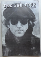 The Fab Four Publication - Spécial Lennon / éd. Club Des 4 De Liverpool - 1980 - Musica