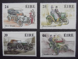 Irland  Irisches Verkehrswesen  Historische Automobile   1989     ** - Automobili