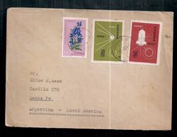 Polonia - Enveloppe De Timbre Moderne En Circulation - Storia Postale