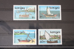 Kenia 374-377 ** Postfrisch #WE477 - Kenya (1963-...)