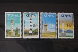 Kenia 569-572 ** Postfrisch #WE476 - Kenya (1963-...)
