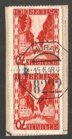 AUSTRIA. 70g PAIR USED MURAU POSTMARK - 1945-60 Usados