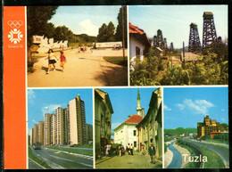 1357 - Bosnia And Herzegovina - Tuzla - Postcard Unused - Bosnië En Herzegovina