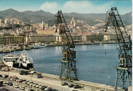 MESSINA  /  Porto E Panorama - Messina