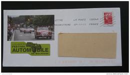 Automobile Voiture Car Mulhouse 68 Haut Rhin PAP Postal Stationery 2558 - Automobili
