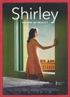BOOMERANG Kaart. SHIRLEY VISIONS OF REALITY. A FILM BY GUSTAV DEUTSCH - Manifesti Su Carta