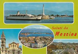 MESSINA  /  Saluti Con Vedutine - Messina