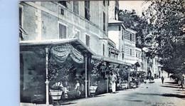 NOLI-Albergo Italia-Vg Il 31 12 1920-per TORINO-ORIGINALE D'Epoca Al100%-2 Scann- - Savona