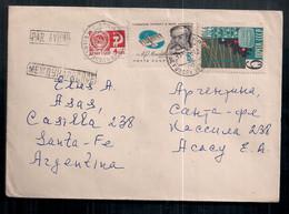 Rusia - Enveloppe De Timbre Moderne En Circulation - Storia Postale