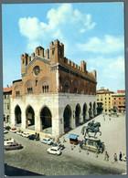 °°° Cartolina - Piacenza Palazzo Gotico Viaggiata (l) °°° - Piacenza