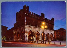 °°° Cartolina - Piacenza Piazza Dei Cavalli E Palazzo Gotico Viaggiata (l) °°° - Piacenza